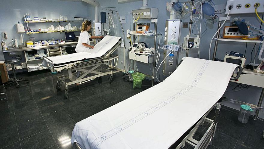 El Hospital activa un plan de urgencia ante el aumento de casos de covid