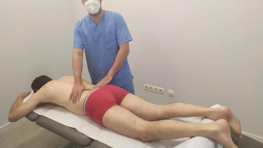 Teletrabajo y falta de ejercicio disparan los casos de lumbalgia y dolor cervical