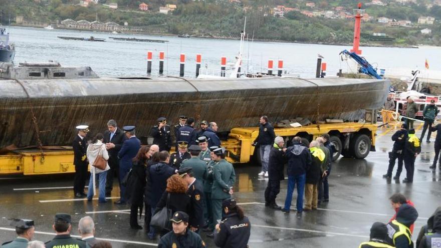 """Detenido en Lleida un séptimo implicado en el caso del """"narcosubmarino"""" de Galicia"""