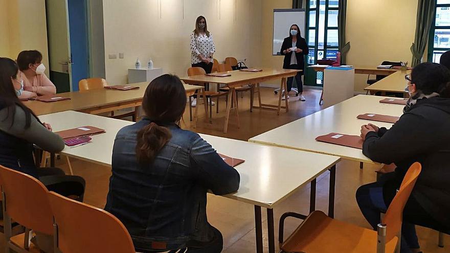 Curso preparatorio para las pruebas de competencias clave
