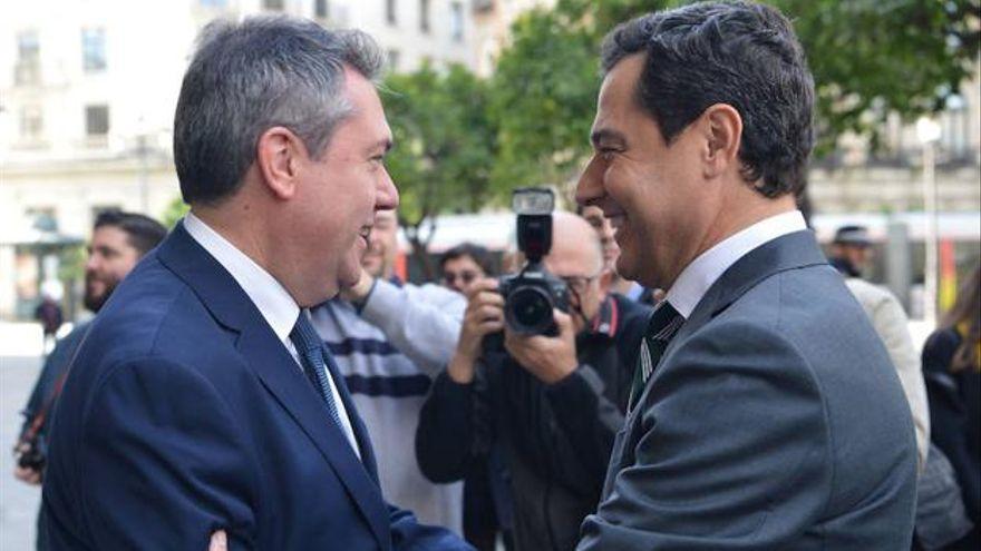 Socialistas cordobeses muestran su apoyo a Juan Espadas