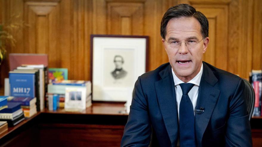 Países Bajos entra en confinamiento total hasta el próximo 19 de enero