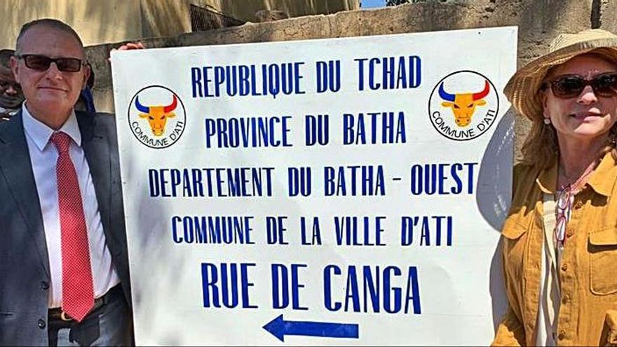 José Canga, el veterinario asturiano que erradicó la peste bovina en el Chad
