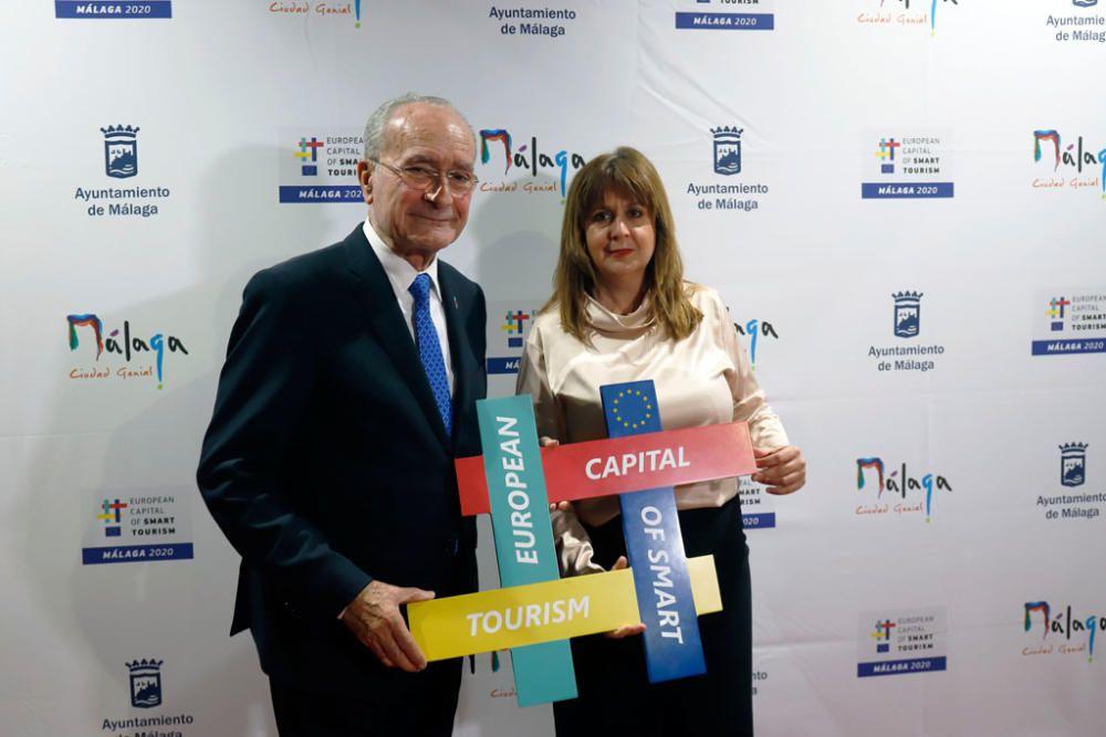 Gala de la Capitalidad europea de Turismo Inteligente