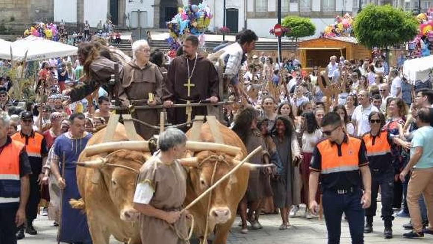 Carlos Núñez dará un concierto en Betanzos por el 800 aniversario