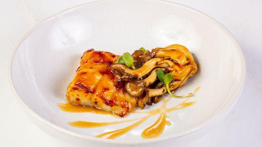 Bacalao con salsa de naranja, receta ideal para sorprender