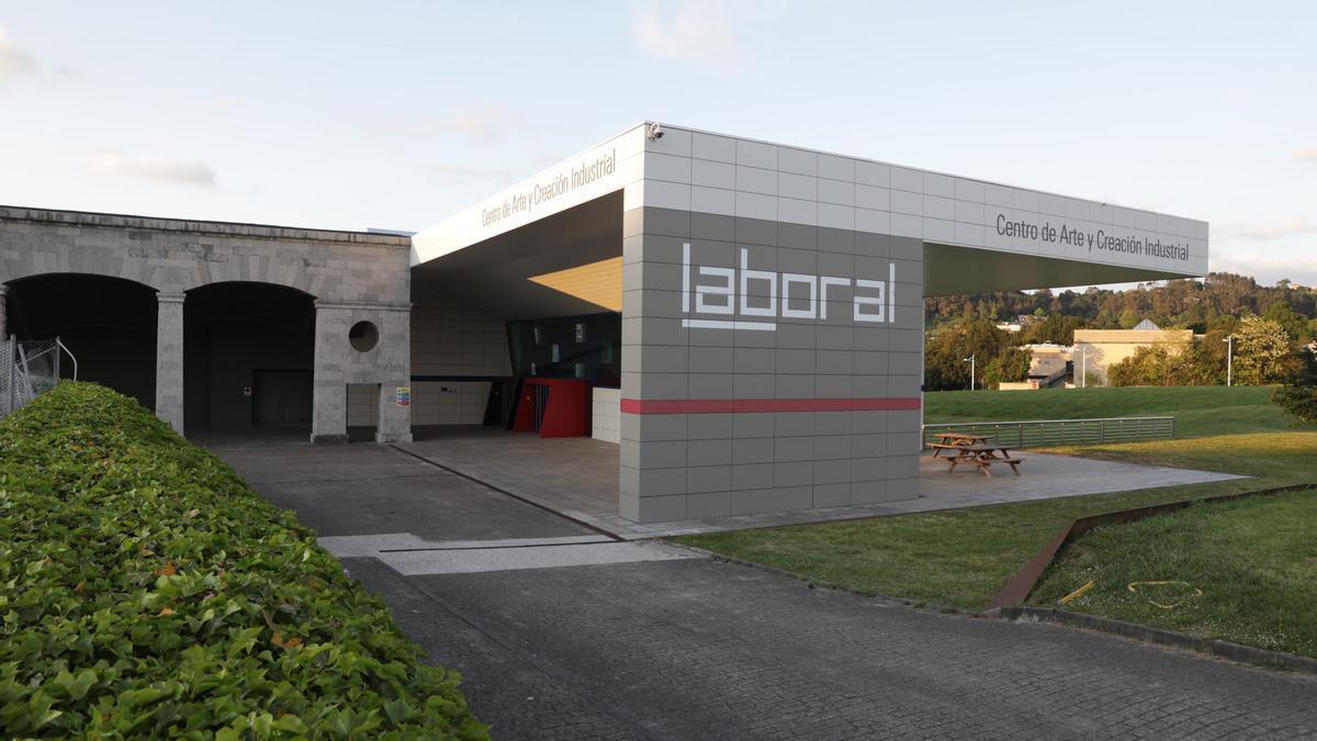 Laboral Centro de Arte.