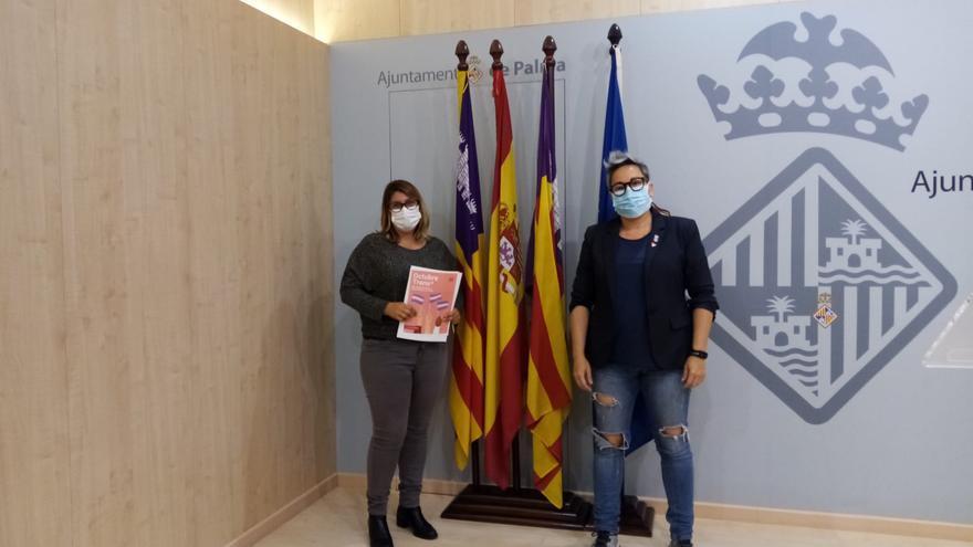 El Ayuntamiento de Palma reivindica los derechos de las personas trans