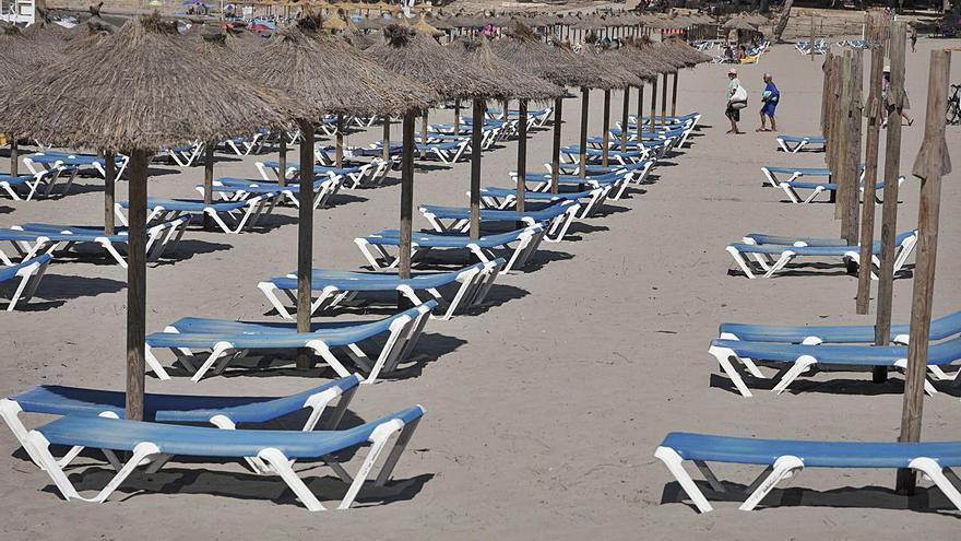 El turismo extranjero se desploma un 85 por ciento hasta agosto
