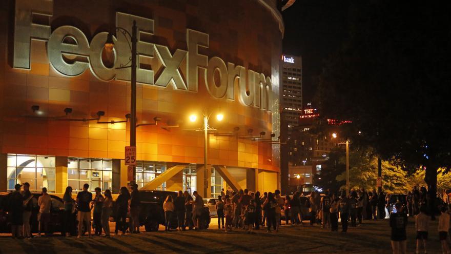 Evacuan el Grizzlies-Bucks por una falsa alarma de incendio