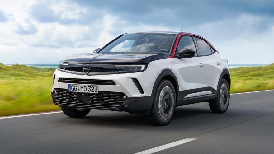 El Mokka 2021 adelanta el futuro de Opel
