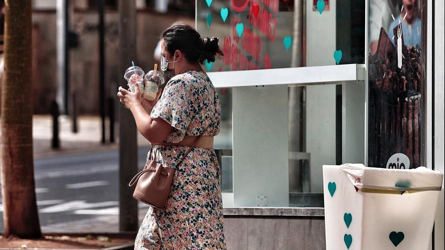 Canarias activa avisos de riesgo por altas temperaturas en Tenerife y Gran Canaria