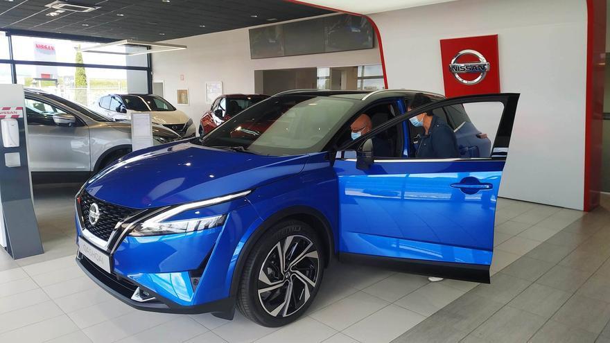 Interdiesel de Figueres presenta el nou Nissan Qashqai als seus clients