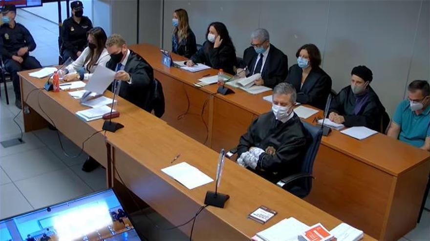 Comienza el juicio por el caso Maje