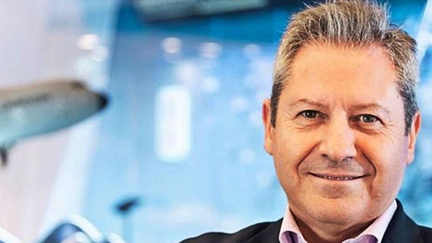 """El gijonés Alberto Gutiérrez, nuevo """"número dos"""" del conglomerado Airbus"""