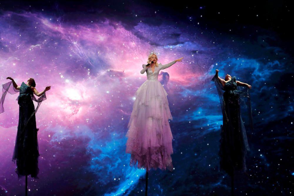 Australia, en Eurovisión 2019
