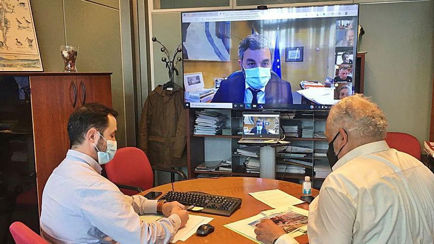 Constituida la mesa de trabajo sobre la gobernanza del Parque de los Picos de Europa