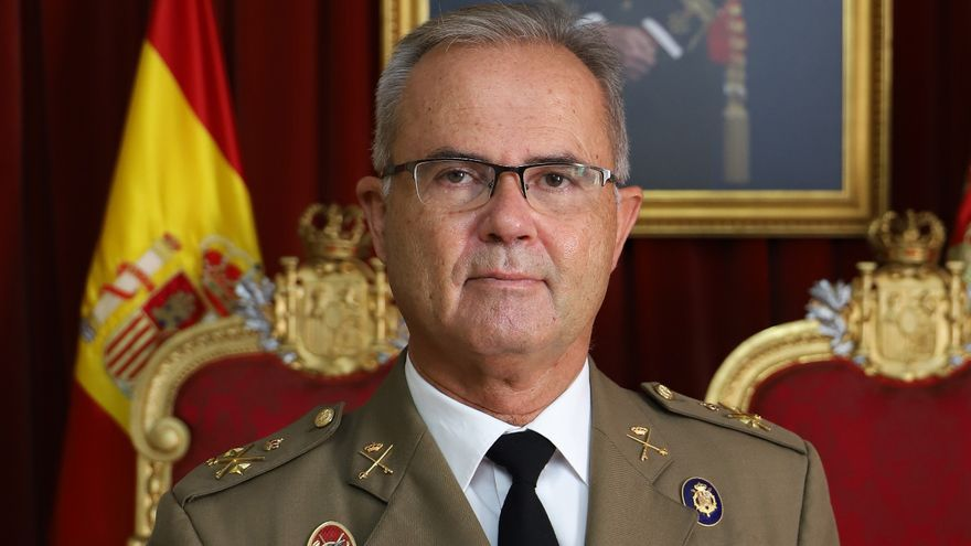 Defensa nombra a Alejandro Escámez Fernández nuevo jefe del Mando de Canarias