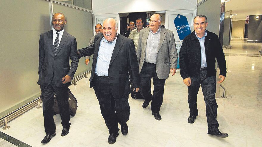 Adiós al 'embajador' en Guinea
