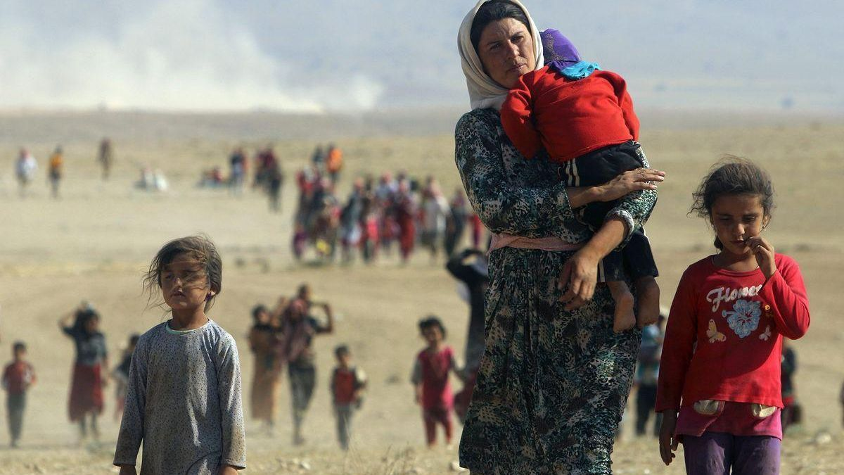 Irak aprueba una ley para proteger a las mujeres yazidís secuestradas por el EI