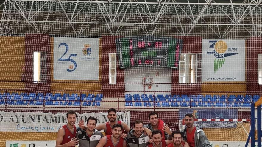 El CD Colegio El Pinar logra su primera victoria como visitante