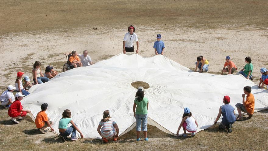 La Xunta oferta más de 1.650 plazas en campamentos de verano en la provincia de A Coruña
