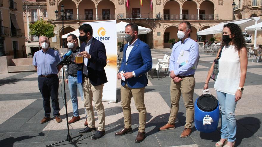 34 establecimientos de hostelería de Lorca recogen aceite usado