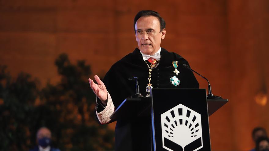 La UCO gestiona la presencia del Rey en el acto inaugural del curso de las universidades españolas