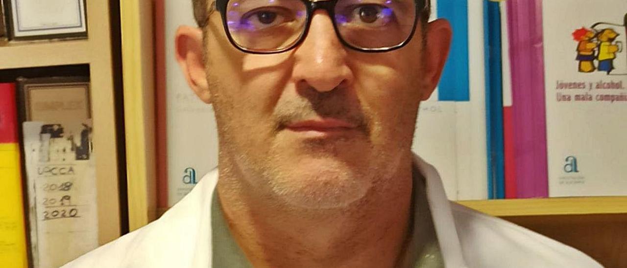 José Pedro Alfonso, doctor en Neuropsicología de las Adicciones.