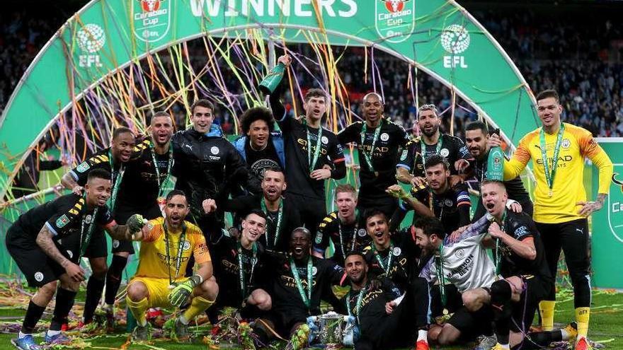 El Manchester City suma otro título