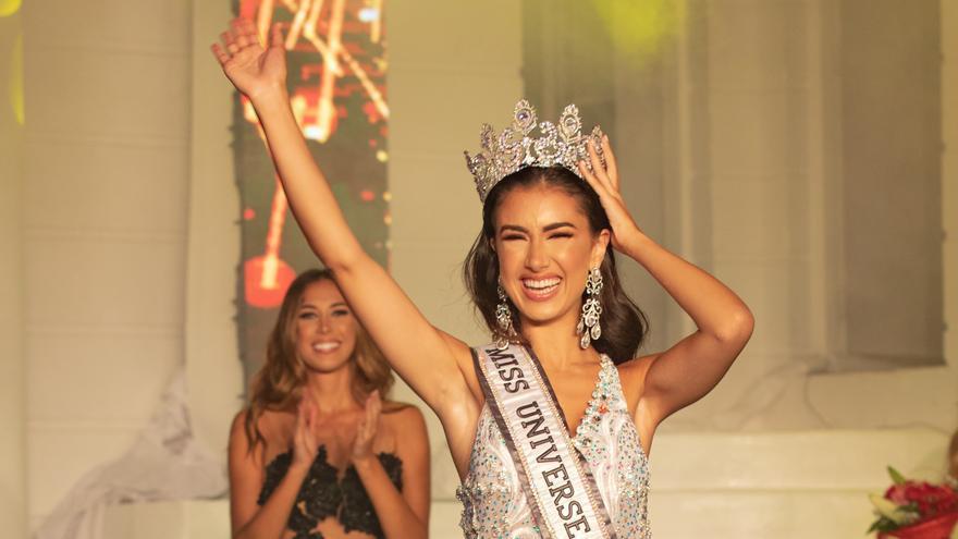 La vasca Sarah Loinaz, elegida Miss Universo España 2021