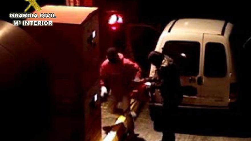 Desarticulada en Vigo una banda criminal que robaba en cabinas de peajes