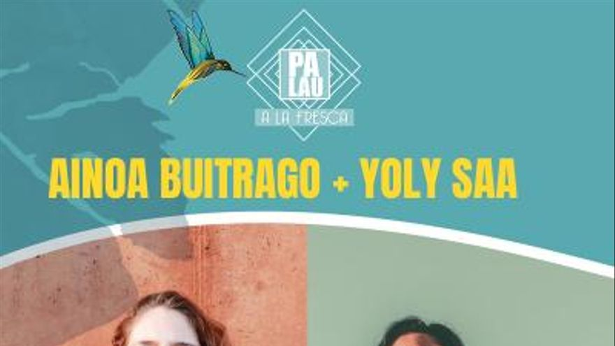 Ainoa Buitrago + Yoly Saa