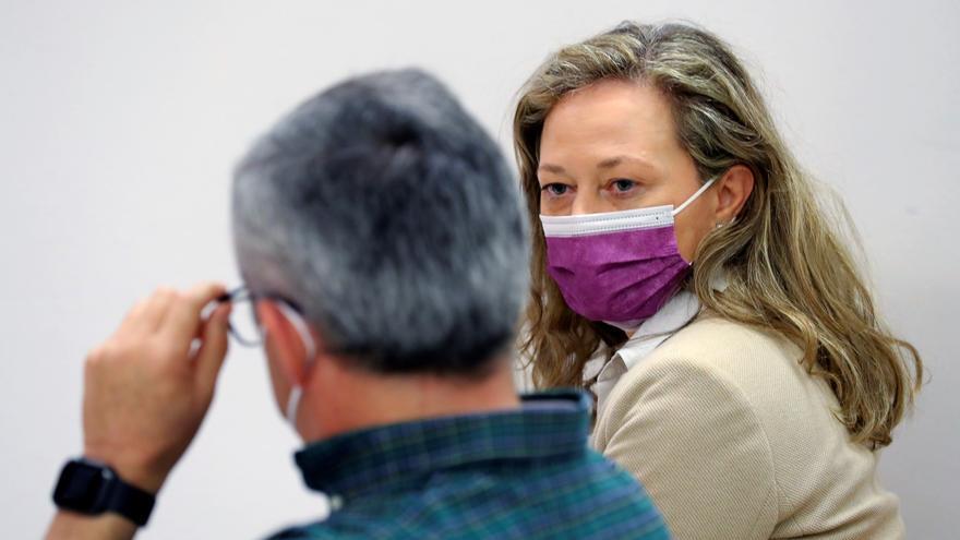 La juez desestima la demanda contra Victoria Rosell por el despido de su asistenta