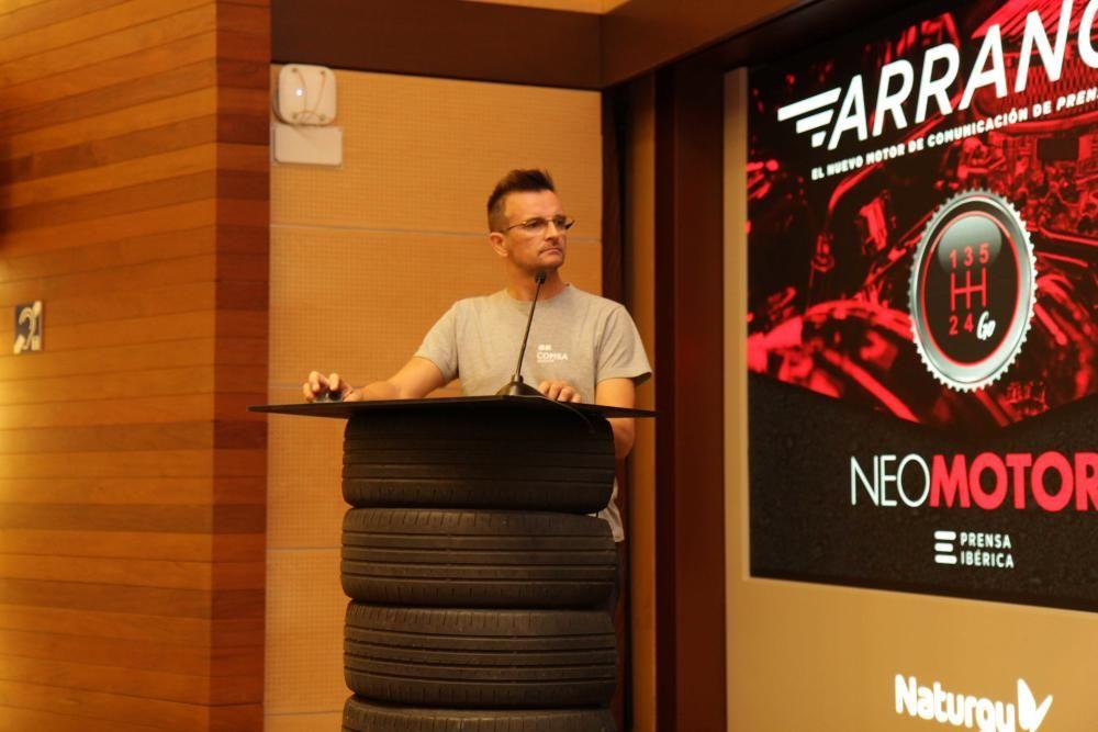 Así ha sido la presentación de NeoMotor