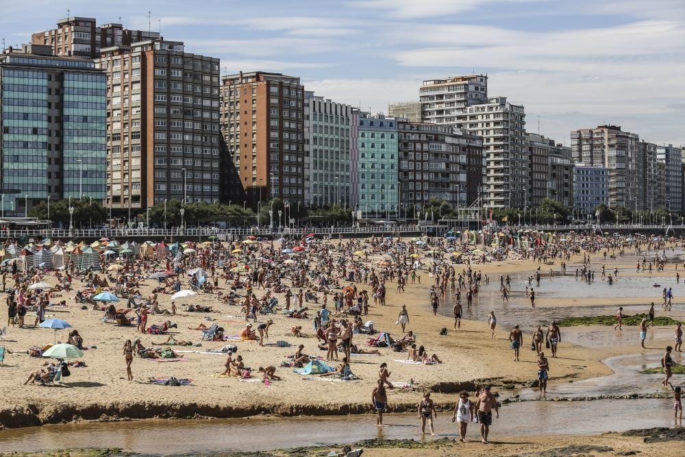 Las 40 fotos que demuestran que en Asturias no llueve siempre