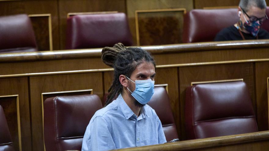El Supremo juzga a Alberto Rodríguez por una presunta agresión a un policía