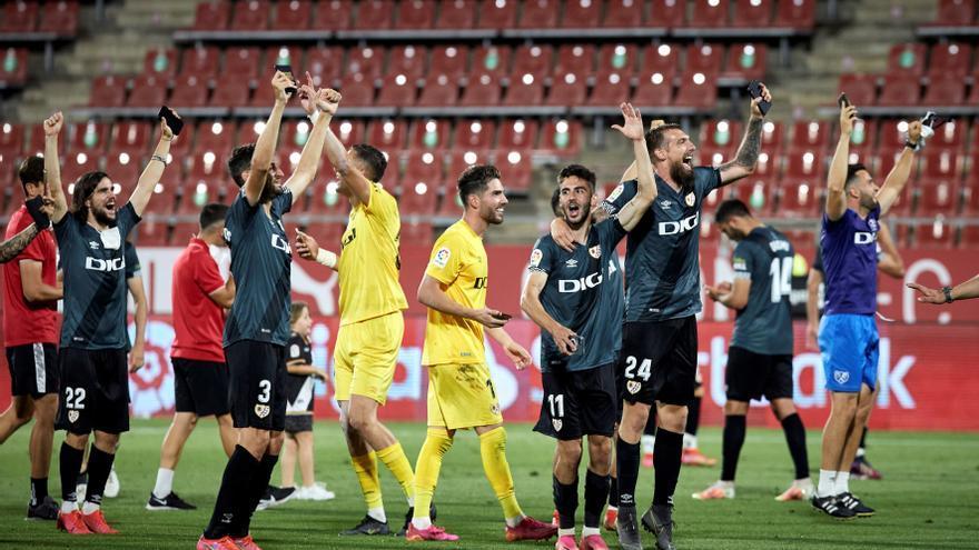 El Rayo regresa a primera división