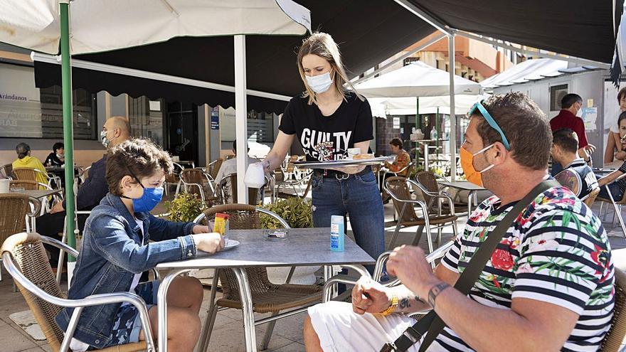 La hostelería zamorana rubrica casi 3.500 contratos durante la temporada de verano