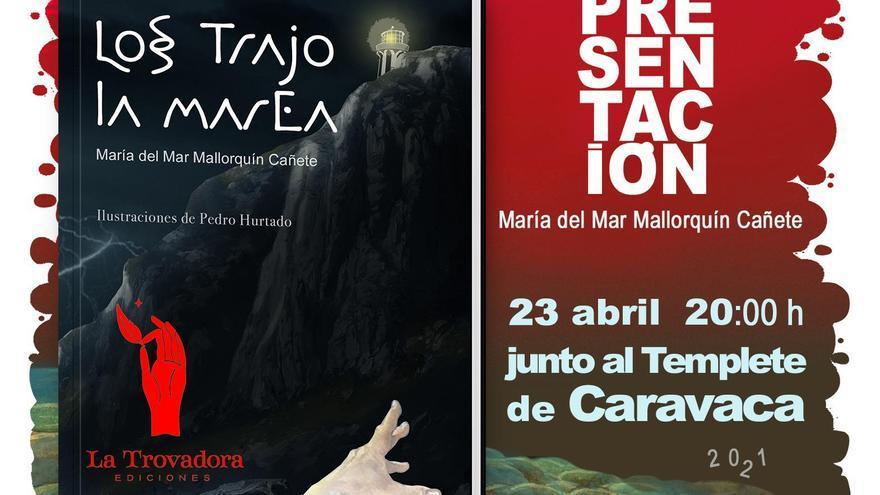 La Biblioteca de Caravaca celebra el 'Día del Libro' con una presentación de la novela 'Los trajo la marea'