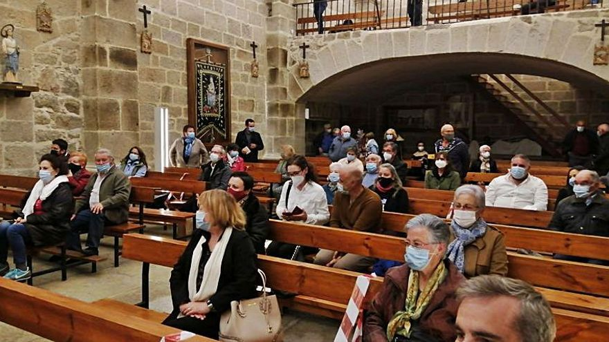 Música de catedral en Fermoselle