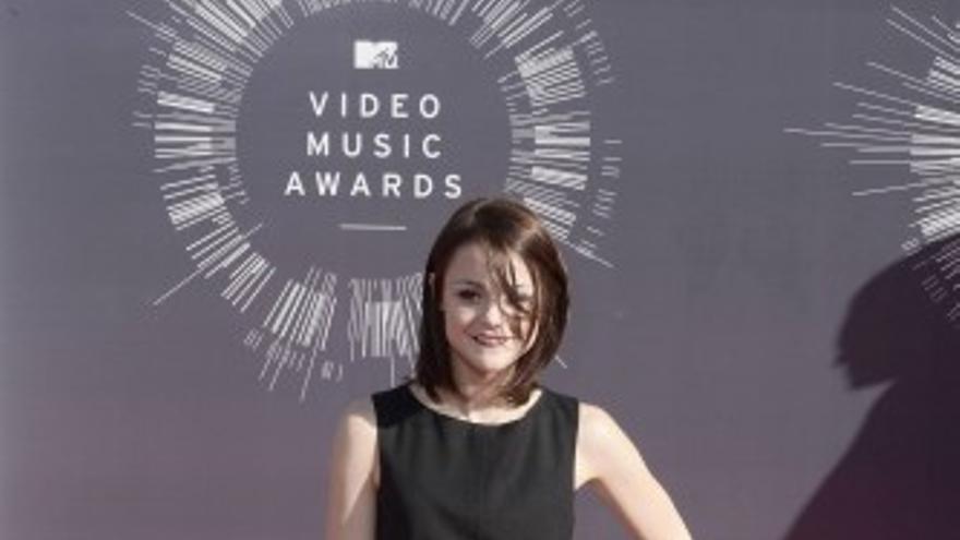 La alfombra roja de la gala de los Premios MTV