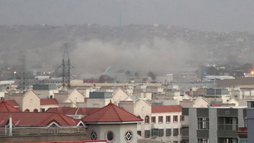 El Pentágono concluye que hubo una única explosión el jueves en Kabul
