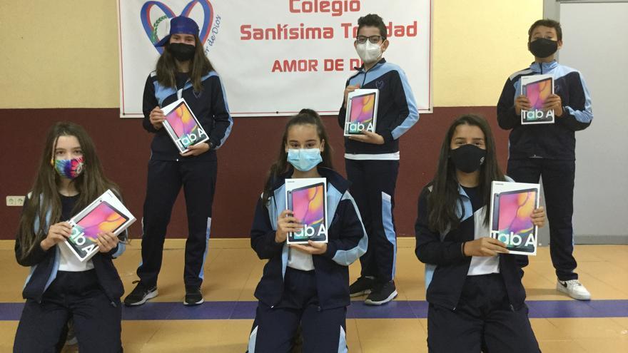 El colegio Santísima Trinidad de Zamora, ganador nacionales de Infancia Misionera