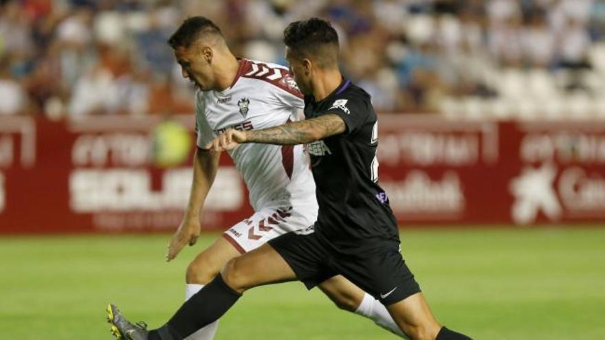 LaLiga 123: Los goles del Albacete - Málaga (1-2)