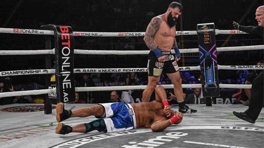 Muere un boxeador tras recibir un duro nocaut