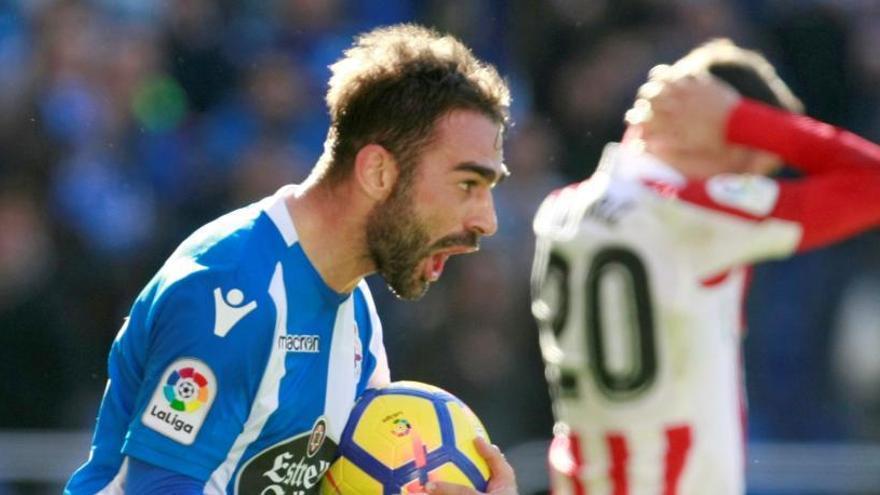 El Osasuna refuerza su delantera con Adrián López