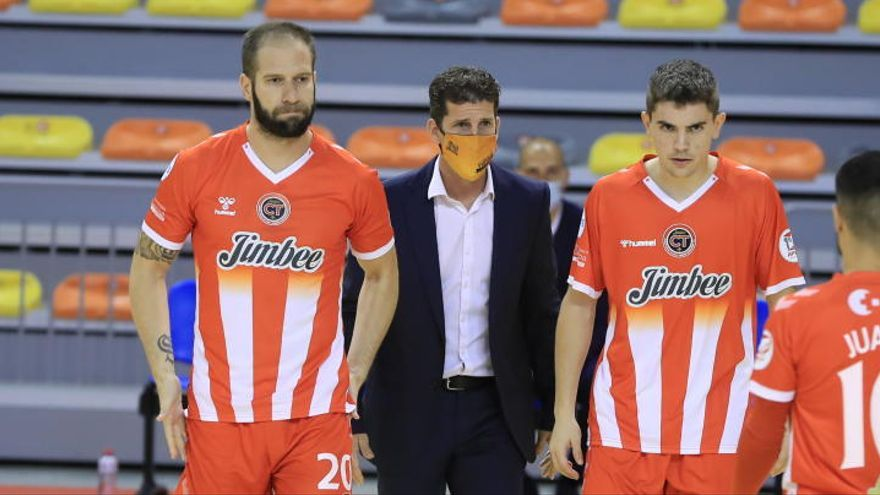 El Inter Movistar-Jimbee Cartagena se aplaza