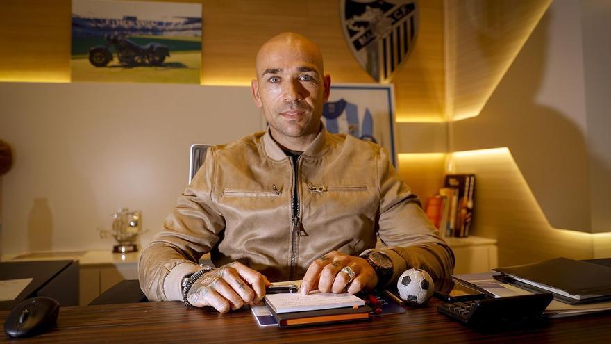 """Manolo Gaspar: """"No se ha podido hacer una buena oferta a Pellicer porque no se sabe el límite salarial"""""""