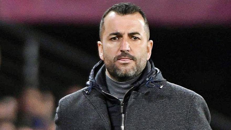 Diego Martínez, la apuesta de César Sánchez para el Valencia